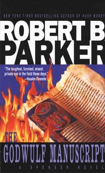 The Godwulf Manuscript, Parker, Robert B.