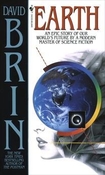 Earth: A Novel, Brin, David