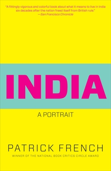 India: A Portrait, French, Patrick