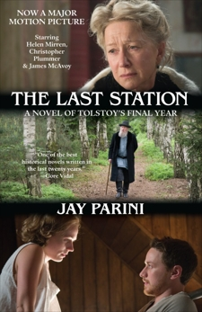 The Last Station, Parini, Jay