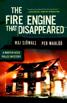 The Fire Engine that Disappeared: A Martin Beck Police Mystery (5), Wahloo, Per & Sjowall, Maj