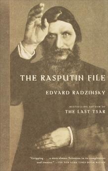 The Rasputin File, Radzinsky, Edvard