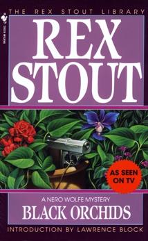 Black Orchids, Stout, Rex