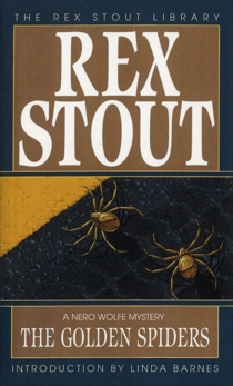 The Golden Spiders, Stout, Rex