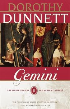 Gemini: The Eighth Book of The House of Niccolo, Dunnett, Dorothy