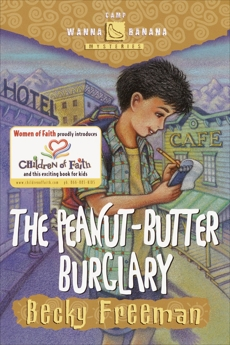 The Peanut-Butter Burglary, Freeman, Becky