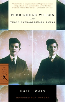 Pudd'nhead Wilson and Those Extraordinary Twins, Twain, Mark