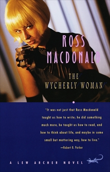 The Wycherly Woman, Macdonald, Ross