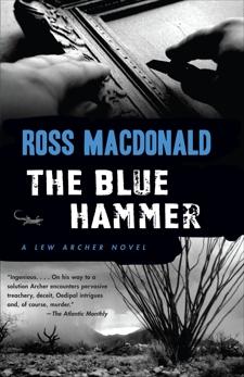 The Blue Hammer, Macdonald, Ross