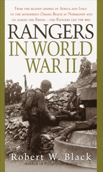 Rangers in World War II, Black, Robert W.