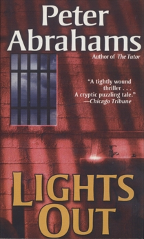 Lights Out: A Novel, Abrahams, Peter