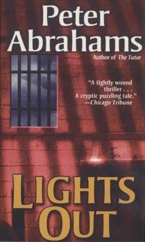 Lights Out: A Novel, Abrahams, Peter