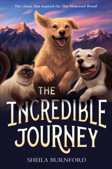 The Incredible Journey, Burnford, Sheila