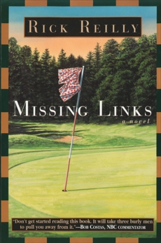 Missing Links, Reilly, Rick