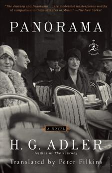 Panorama: A Novel, Adler, H. G.