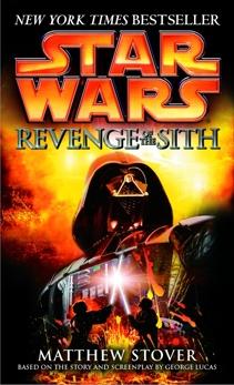 Revenge of the Sith: Star Wars: Episode III, Stover, Matthew