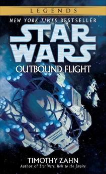 Outbound Flight: Star Wars Legends, Zahn, Timothy