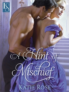 A Hint of Mischief: A Loveswept Classic Romance