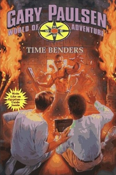 Time Benders: World of Adventure Series, Book 14, Paulsen, Gary