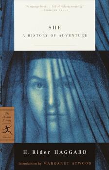 She: A History of Adventure, Haggard, H. Rider