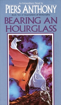Bearing an Hourglass, Anthony, Piers