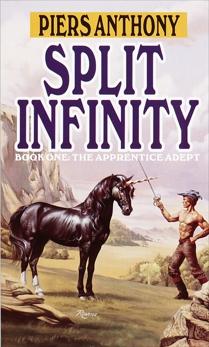 Split Infinity, Anthony, Piers