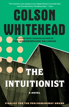 The Intuitionist: A Novel, Whitehead, Colson