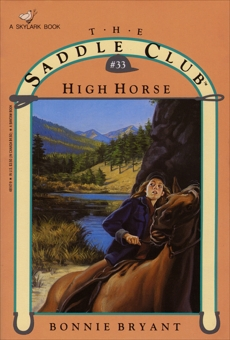 HIGH HORSE, Bryant, Bonnie