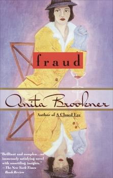 Fraud, Brookner, Anita