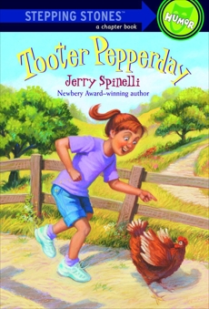 Tooter Pepperday: A Tooter Tale