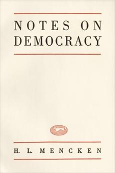 Notes On Democracy, Mencken, H.L.