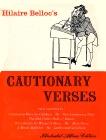 CAUTIONARY VERSES, Belloc, Hilaire