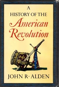 A History of the American Revolution, Alden, John R.