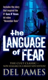 The Language of Fear: Stories, James, Del