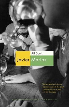 All Souls, Marías, Javier