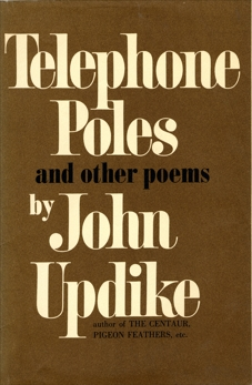 Telephone Poles and Other Poems, Updike, John