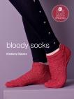 Bloody Socks: E-Pattern from Vampire Knits, Dijkstra, Kimberly