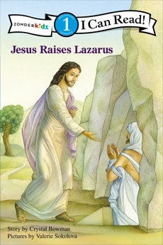 Jesus Raises Lazarus: Level 1, Bowman, Crystal