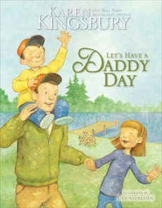 Let's Have a Daddy Day, Kingsbury, Karen
