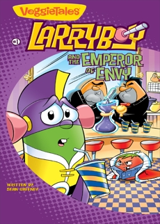 LarryBoy and the Emperor of Envy, Gaffney, Sean