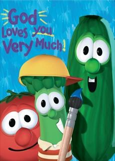 God Loves You Very Much / VeggieTales, Kenney, Cindy