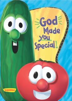 God Made You Special / VeggieTales, Metaxas, Eric