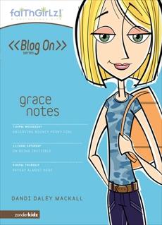 Grace Notes, Mackall, Dandi Daley