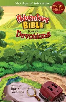 Adventure Bible Book of Devotions, NIV: 365 Days of Adventure, Schmitt, Robin
