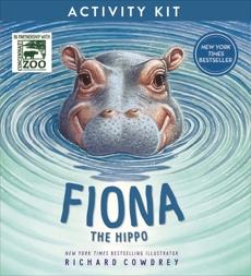 Fiona the Hippo Activity Kit, Zondervan,