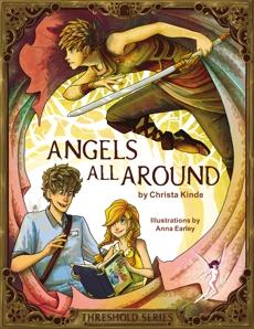 Angels All Around (Threshold Series Prequel), Kinde, Christa J.
