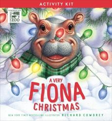 A Very Fiona Christmas Activity Kit, Zondervan,