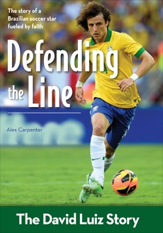 Defending the Line: The David Luiz Story, Carpenter, Alex