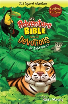 Adventure Bible Book of Devotions for Early Readers, NIrV: 365 Days of Adventure, Wooding, Marnie