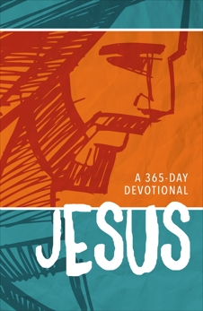 Jesus: A 365-Day Devotional, Zondervan,
